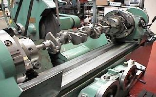 Crankshaft Grinding Engine reconditioning machinists